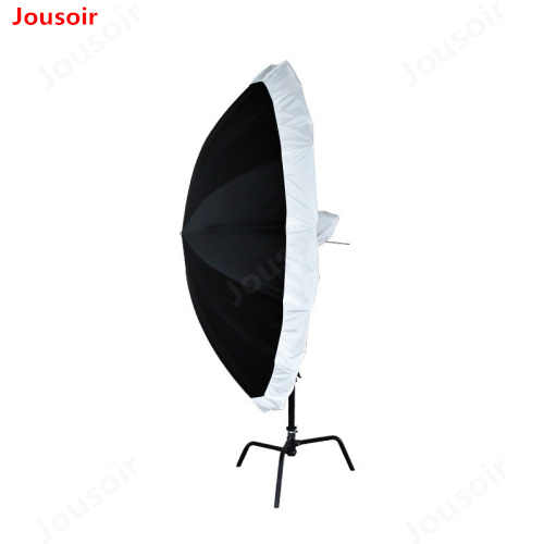 200 cm Preto Prata refletor Portátil Umbrella Brolly Octagon Softbox com Bowens Monte Para Estúdio Photo Flash Speedlight CD15