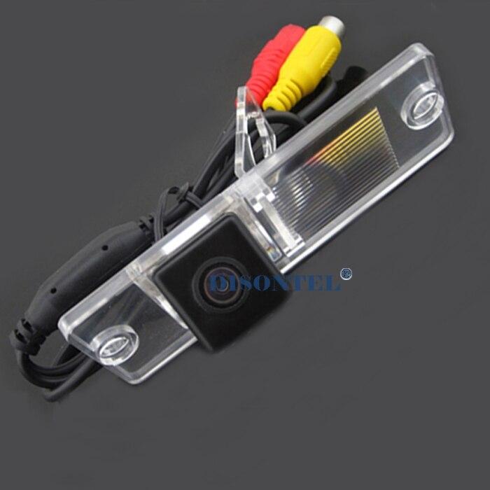 Проволочная Беспроводная Автомобильная камера заднего вида для парковки широкий anlge для sony ccd Mitsubishi Pajero ZINGER/V3/V93/V6/V8/97 - Название цвета: wire ccd