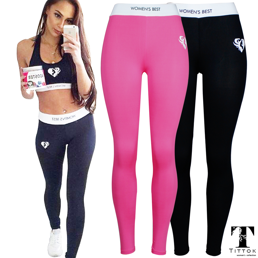 e85238d9a4d22 2017 Sex Mesh WOMEN S BEST Fitness High Waist Elastic Women push up Legging  Workout Leggings Pants