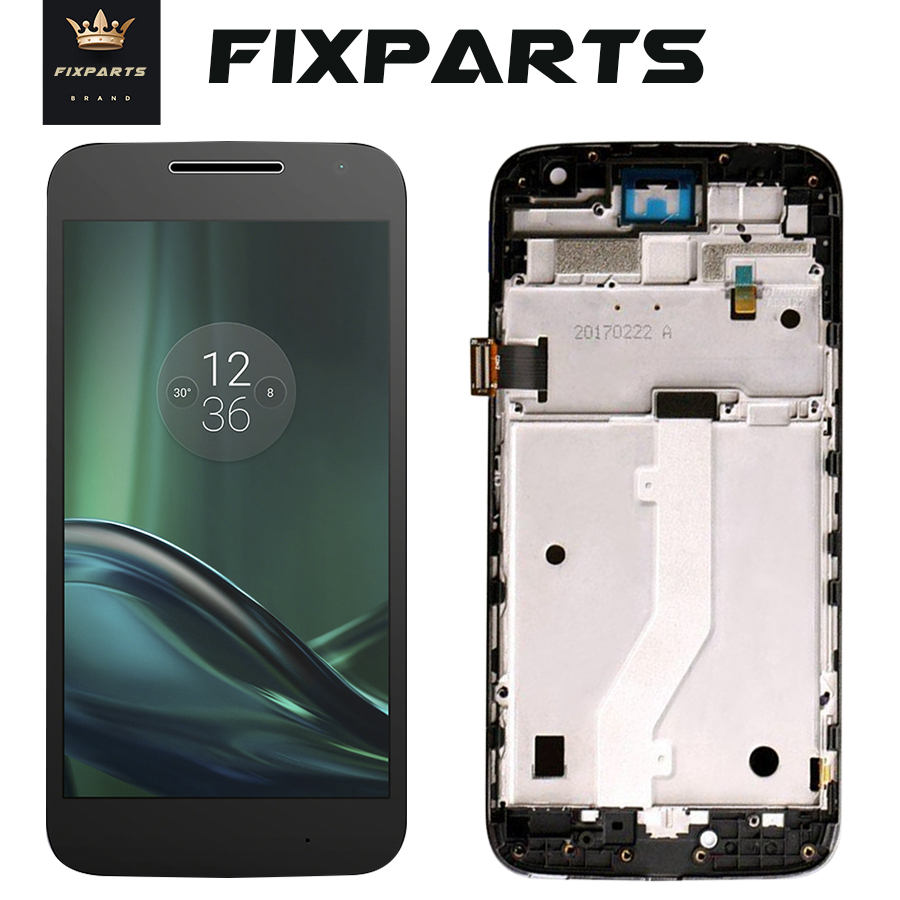 For Motorola MOTO G4 PLAY LCD Display Touch Screen Digitizer Assembly Xt1601 Xt1602 XT1603 Xt1604 5.0