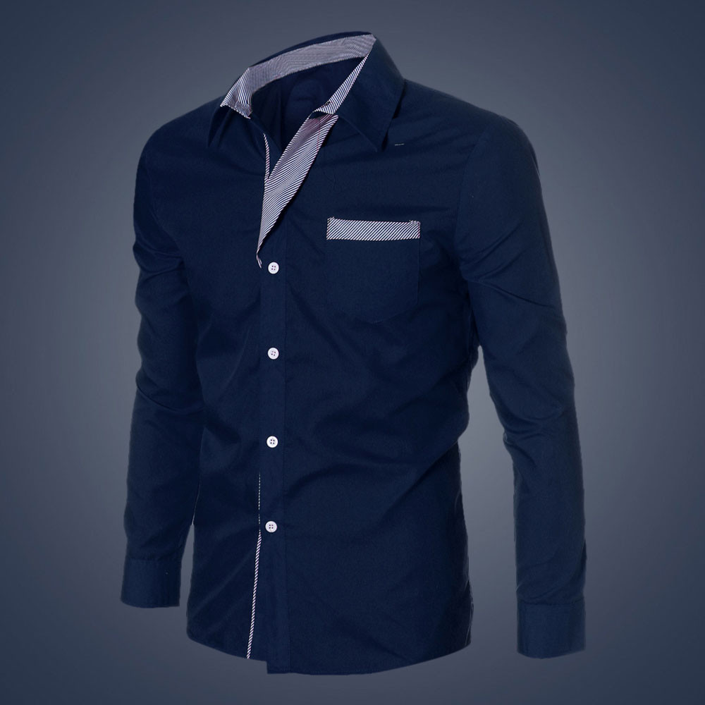 Popular Stylish Dress Shirts Men-Buy Cheap Stylish Dress Shirts ...