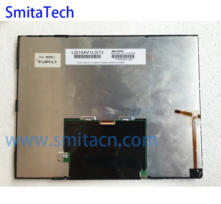 10.4 inch LQ104V1LG73 industrial TFT LCD Display Screen replacement Panel g084sn03 v 0 8 4inch industrial lcd tft lcd display screen 800x600 ccfl