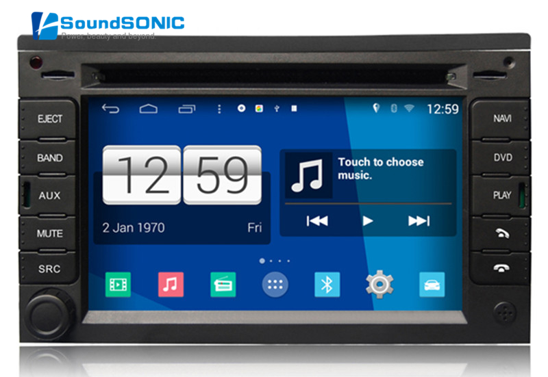 s160 for vw passat b5 mk5 android 4 4 4 autoradio car. Black Bedroom Furniture Sets. Home Design Ideas
