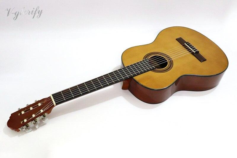 good quality 39 inch sapele classic guitar