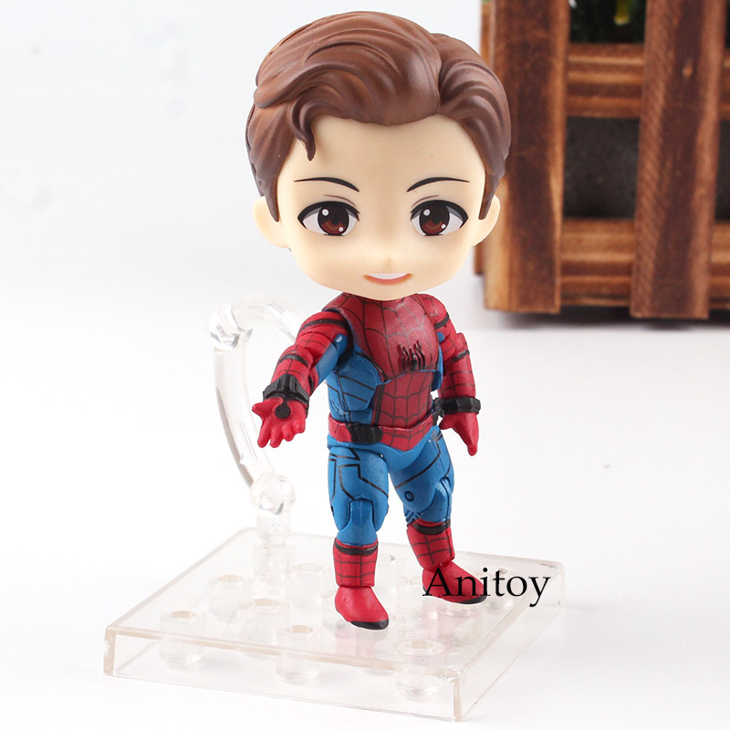 Nendoroid 781 Spider-Man PVC Figure Toy Gift