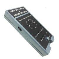Quartz Montre De Réparation Outil Mouvement D'essai De Choc Montre Bouton De Test De la Batterie Checker instruments pour horlogers