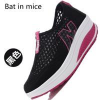 מחבט עכברים חדש סתיו נשים Mujer אוויר לנשימה קל רשת נעליים מזדמנים פנאי שטוח נקבה Pantshoes נעלי Zapatillas