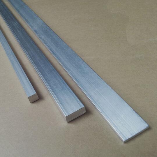 En Aluminium Plat Bar 20,25, 30,40, 50,80, 100,150mm large Divers Longueur et épaisseur