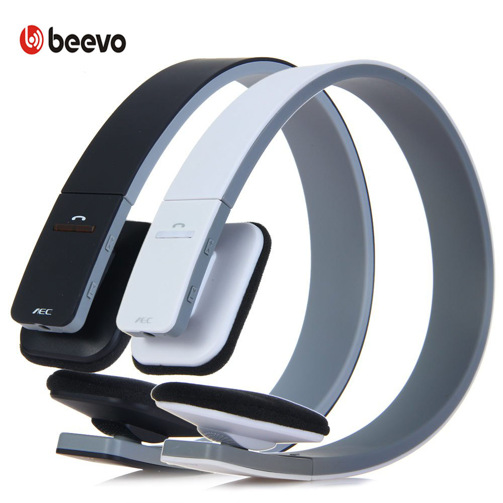 BQ-618 Smart Adjustable Wireless Bluetooth Headphones With Mic Handsfree calls Headset For Mobile phone PC Earphone remax t9 mini wireless bluetooth 4 1 earphone handsfree headset for iphone 7 samsung mobile phone driving car answer calls