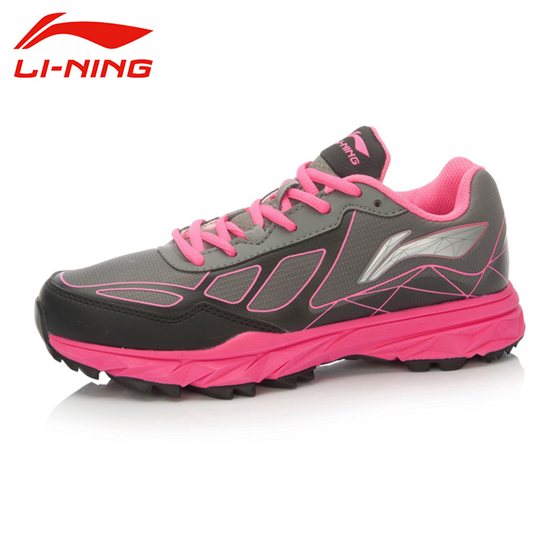 ФОТО LI-NING Brand New Arrival Ox Outdoor Running Series Women's Professional Sneakers Sports Shoes For Female ARDK016 XYP102