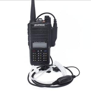 Image 5 - 2 Stuks Baofeng UV 9R Plus Waterdichte Covert Air Akoestische Buis Oortelefoon Voor Baofeng UV XR A 58 UV 9RPlus GT 3WP Walkie Talkie Radio