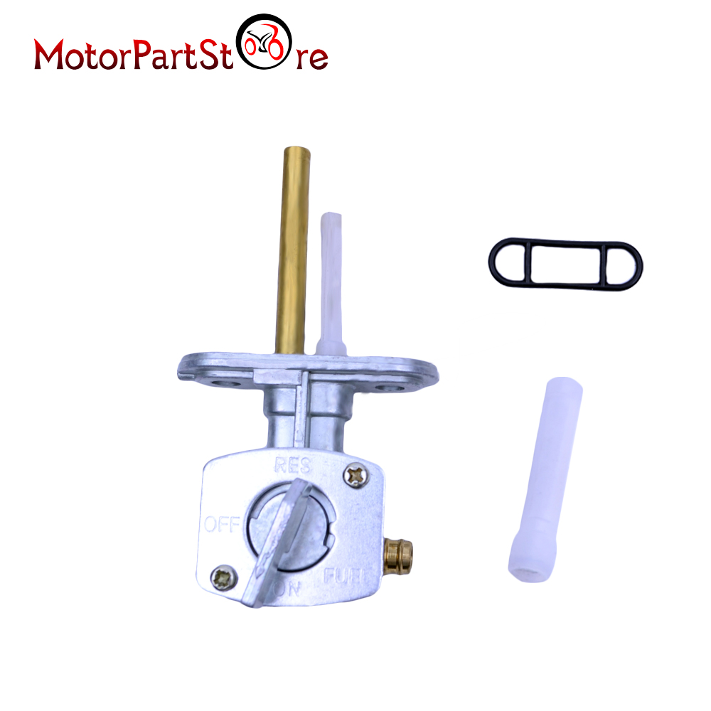 New Gas Fuel Tank Petcock Valve Switch Kit for Suzuki DRZ400 DR-Z400 DRZ 400 ATV Quad Go Kart Pit Bike Moped Motorcycle Parts $