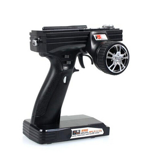 Image 3 - F01815 Flysky FS GT3B FS GT3B 2.4G 3CH Gun Controller Transmitter No receiver , For RC Car Boat