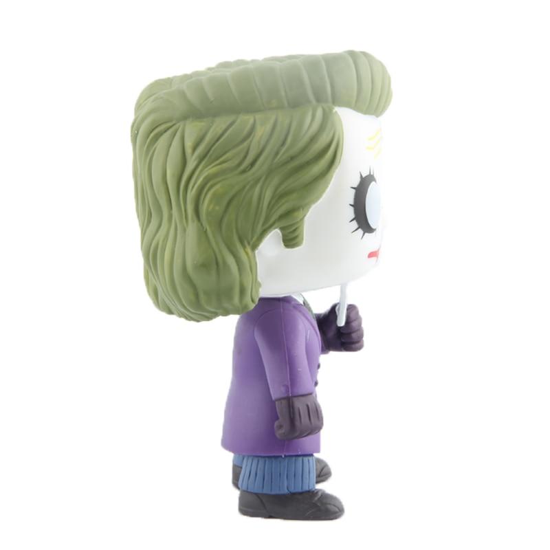 DC Batman The Joker Action & Toy Figures Children Toys Doll 4″ 10cm