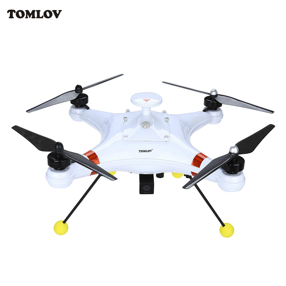 Professional fishing fish finder drone 7 inch splash for Fishing drone for sale