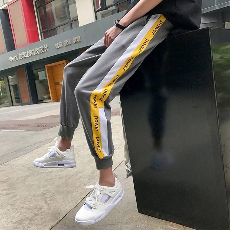 Brand Casual Harem Pants Men Jogger Pants Men Fitness Trousers Men Chinese Traditional Harajuku 2019 Summer Clothe Hip Hop Pants