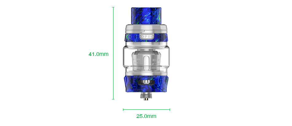Geekvape Alpha Subohm Tank 2ml/4ml
