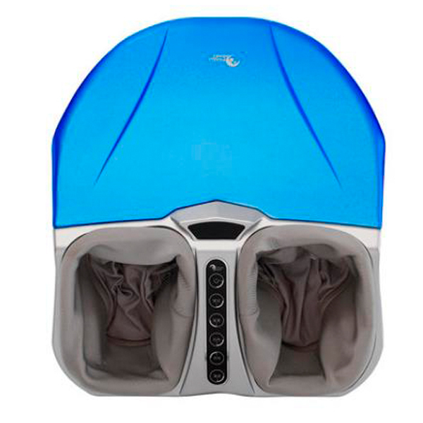 Best Selling Full Airbag Foot Massager Instrument Shiatsu Blood Circulation Foot Device 2016 New Shiatsu Foot Massager 3 Colors hfr 8802 3 healthforever brand wireless control kneading device legs instrument electric shiatsu air bag foot massager machine