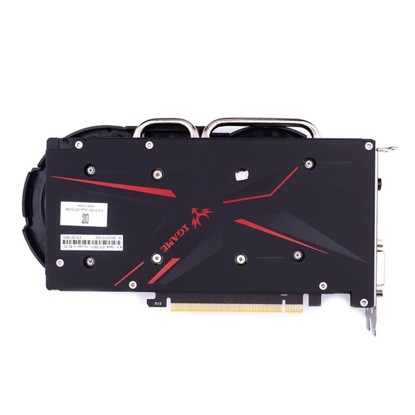 IGame GTX 1050 Ti GPU 4 GB gddr5 de $ number bits de Juegos de Tarjetas De Vídeo Tarjeta Gráfica GPU Enero 18