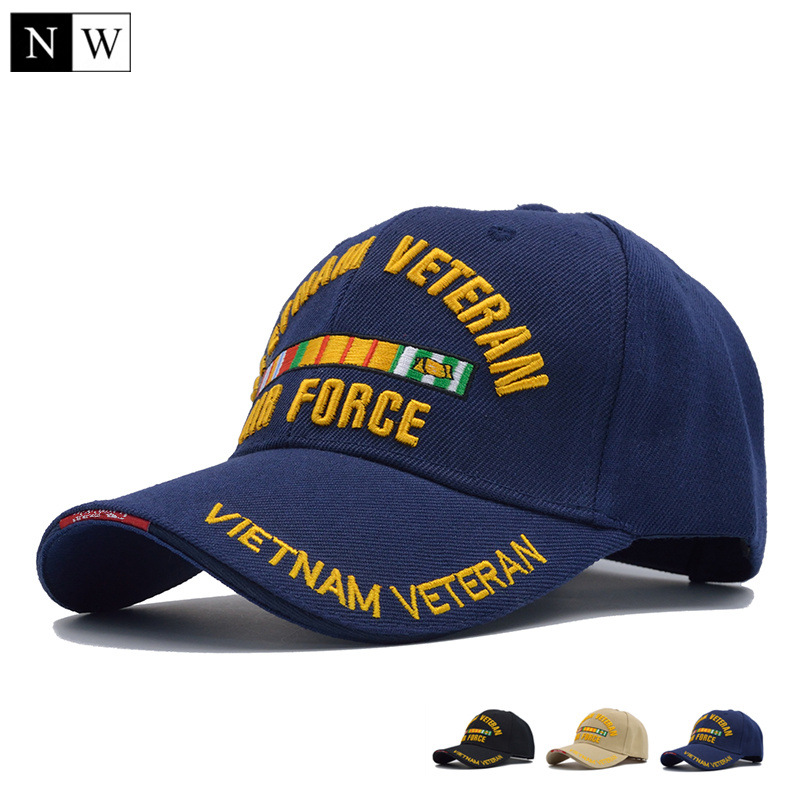NORTHWOOD  New US Air Force One Baseball Cap Men Brand USAF for Army Cap 699490bc660