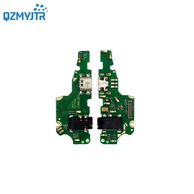 Replacement For Huawei Mate 10 Lite/nova 2i USB Charging Dock Connector Charger Plug Board Port Earphone Jack Micro Flex Cable
