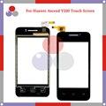 """Высокое качество 3.5 """"Для Huawei Ascend Y220 Сенсорный Экран Датчик Дигитайзер Переднее Стекло Объектива панель Черный"""