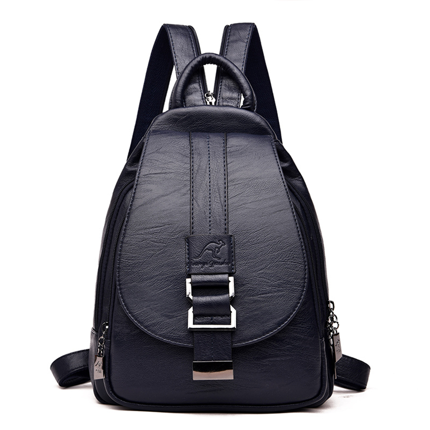 HTB15yWfXJfvK1RjSspfq6zzXFXaE New 2018 Women Leather Backpacks Vintage Shoulder Bag Winter Female Backpack Ladies Travel Backpack Mochila School Bags For Girl