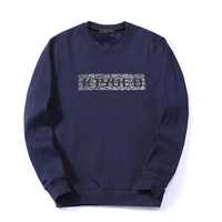 Fashion Fleece Warm Hoodies Mens Brand Stitching Sweatshirt Male Slim Trendy Hoody Hip Hop Moletom Masculino
