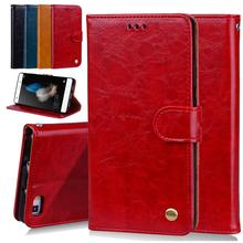 Phone Case For Huawei Ascend P8 Lite Wallet Leather Stand Design Mobile Cover Cases