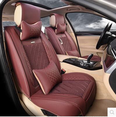 2016 recém! Bom carro assentos covers para Audi A4 2015 durable assento confortável respirável cobre para A4 2014 - 2008, Frete grátis