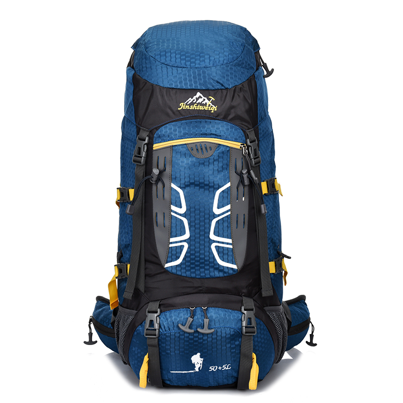 55L Backpack Men Women Professional Backpacks Bags High ...