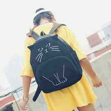 Cartoon Cat Style Backpacks
