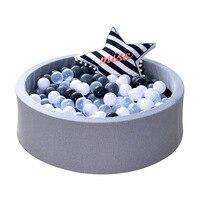 Детский бассейн с океаническим мячом, крытая детская игровая площадка, игрушки для развлечений, Бобо, мяч для бассейна, веселая игровая площ...