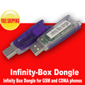 Agente de China Infinito Infinity Box Dongle I-box Dongle para GSM y CDMA teléfonos Envío Libre