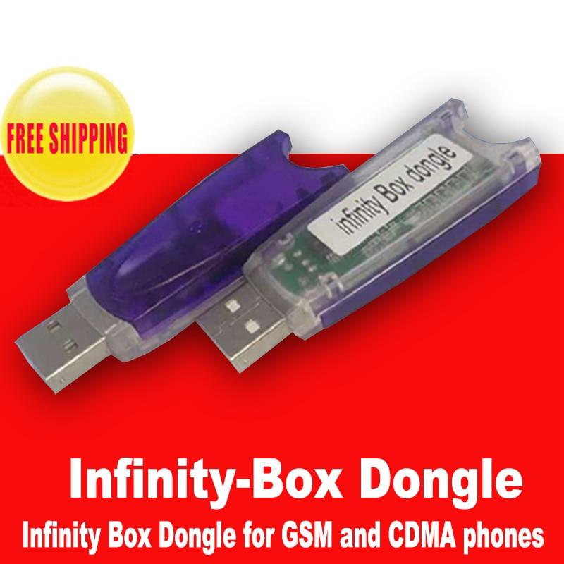 imágenes para Infinity Box CM2 Infinity-Box Dongle Dongle para GSM y CDMA teléfonos Envío Libre