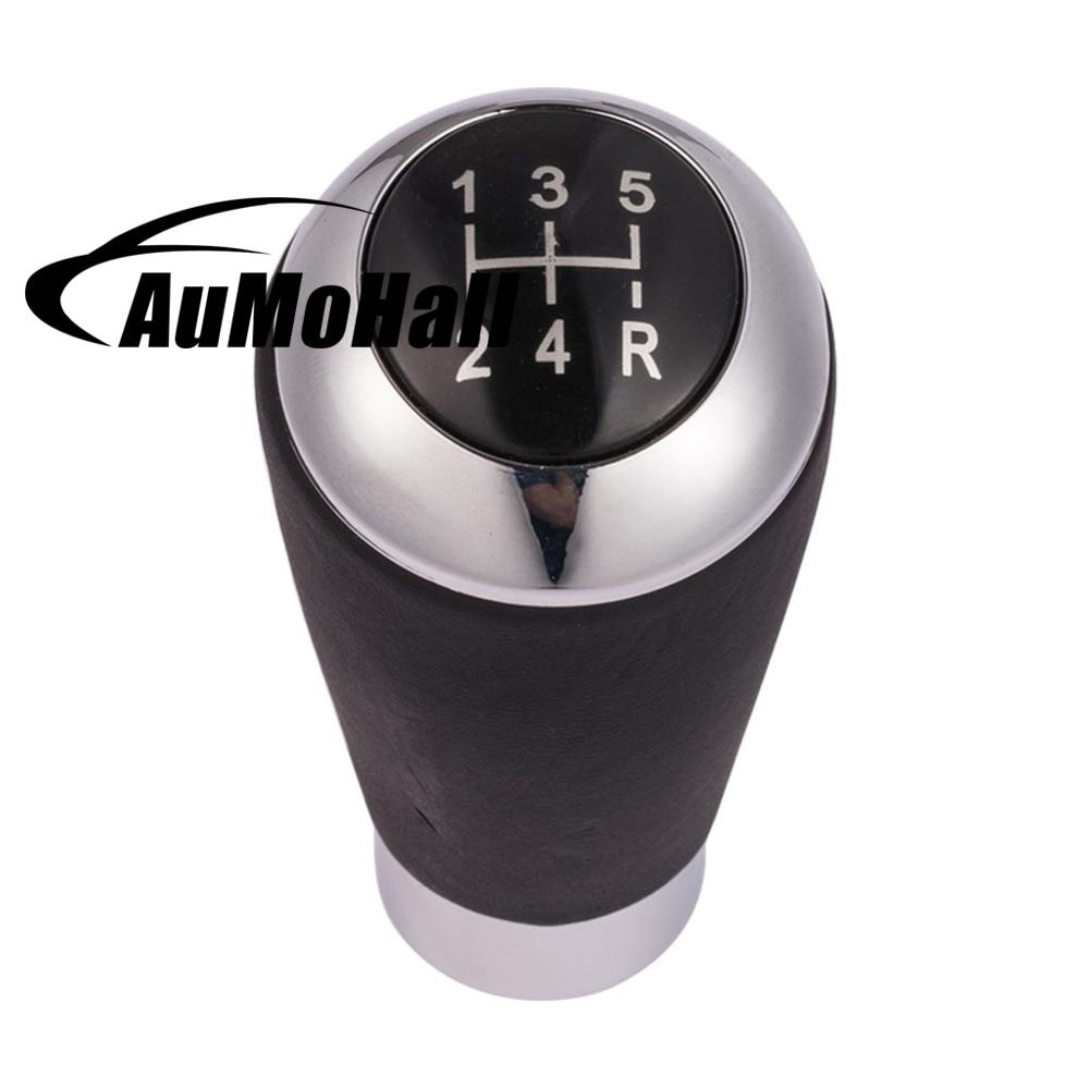 5 Speed Car Gear Shift Knob Shifter Level Manual Automatic