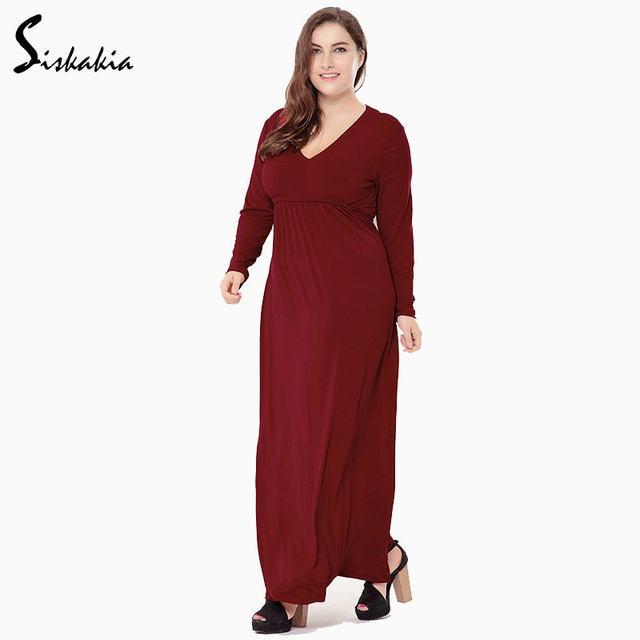 Plus size maxi dresses online ukraine