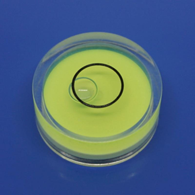 20mm*9mm High Precision Universal Spirit Level Bubble Vial Plastic Level Beads Of Various Sizes Bubble Level Circular цена 2017