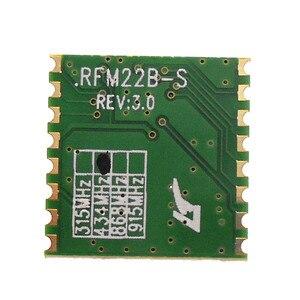 Image 2 - RFM22B S2 433/868/915 Mhz 20dBm רדיו תדר משדר מודול RFM22B