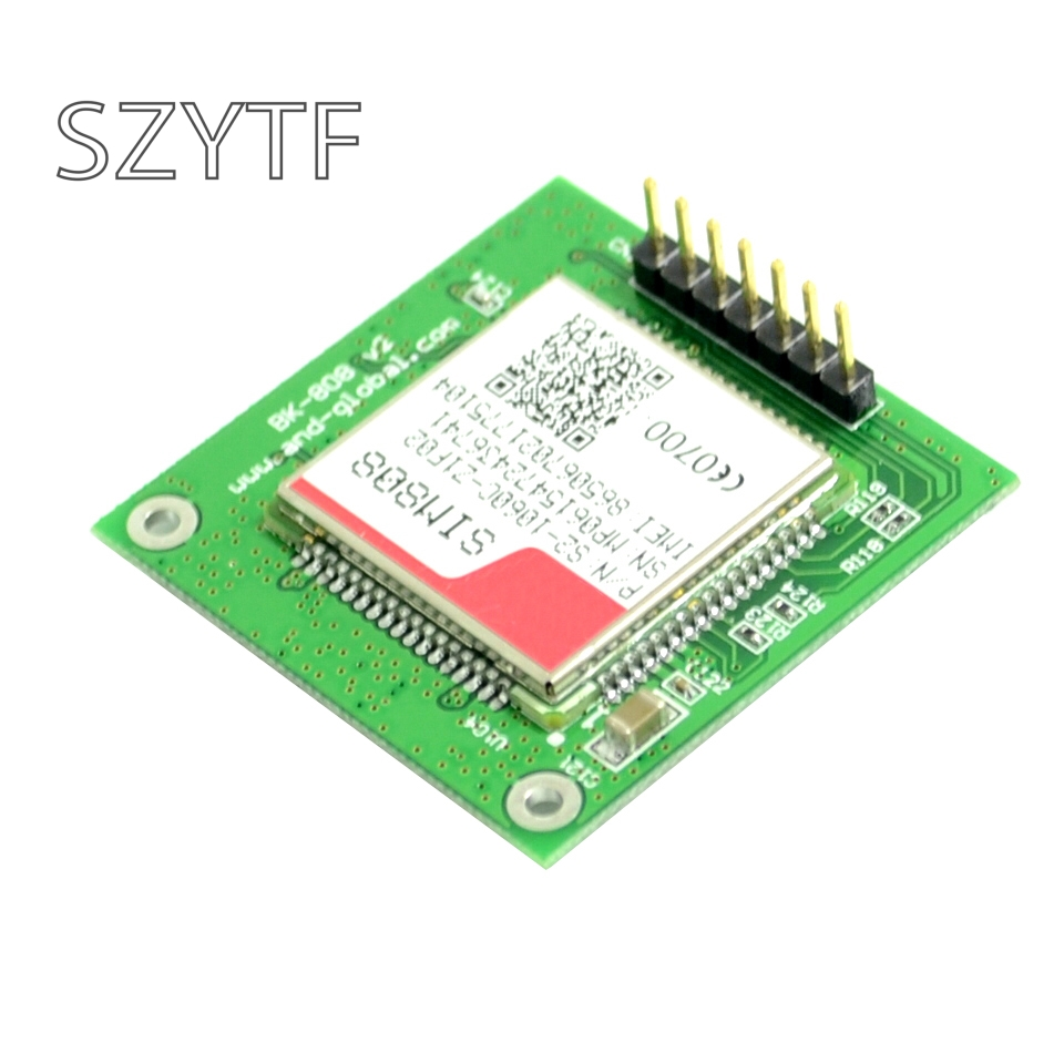 Image 3 - GSM GPS SIM808 Breakout Board,SIM808 core board,2 in 1 Quad band GSMGPRS Module Integrated GPSBluetooth Modulegps boardgps gsmgps gps -