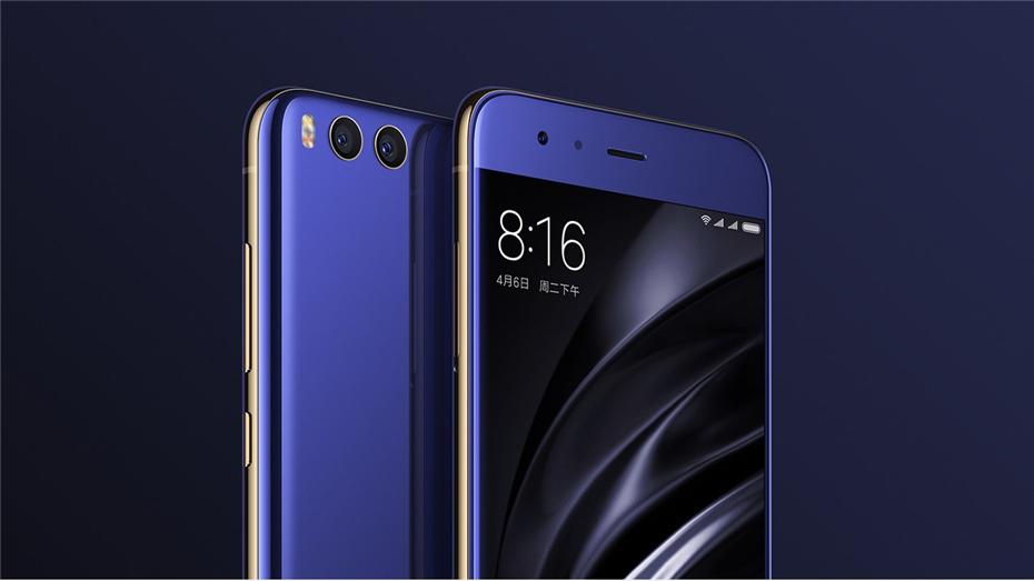 New Original Xiaomi Mi6 Mi 6 Snapdragon 835 Smartphone 6GB RAM 64GB ROM Adreno540 Fingerprint ID FDD 12MP 5.15 1080P MIUI 8 NFC (6)