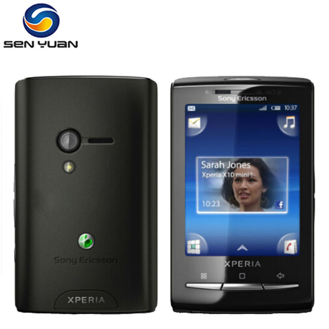 оригинальный разблокирована Sony Ericsson Xperia X10 Mini E10i