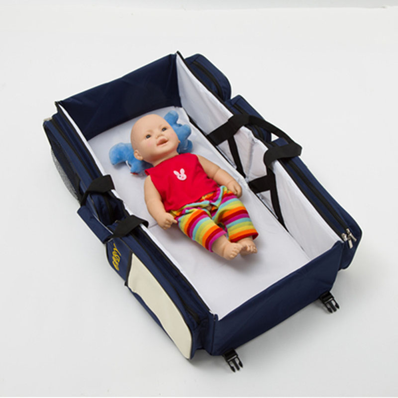 Multifunction Fold the crib bag Baby Nest Bed  Portable Crib Travel Bed Baby Insula ted Bag  Travel Folding BedsMultifunction Fold the crib bag Baby Nest Bed  Portable Crib Travel Bed Baby Insula ted Bag  Travel Folding Beds