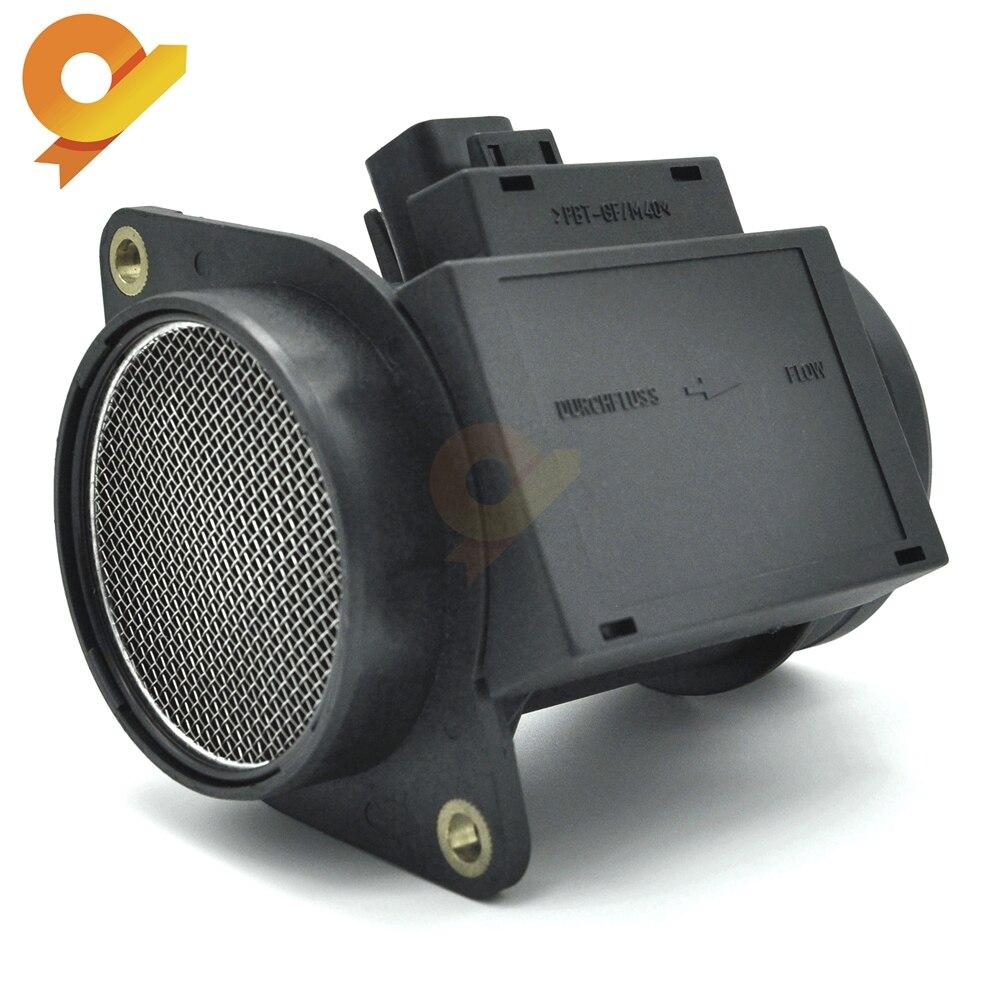 Mass Air Flow Meter Sensor MAF For Audi 80 8C B4 A3 8L1 A4 8D2 8D5 B5 A6 4A C4 074906461 074 906 461 7.18221.51.0