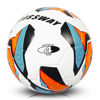 Official Soccer Standard Size 4 PU Football Soft Professional Amateurs Practice Teens Match Training Ball Wholesale ZQ 461