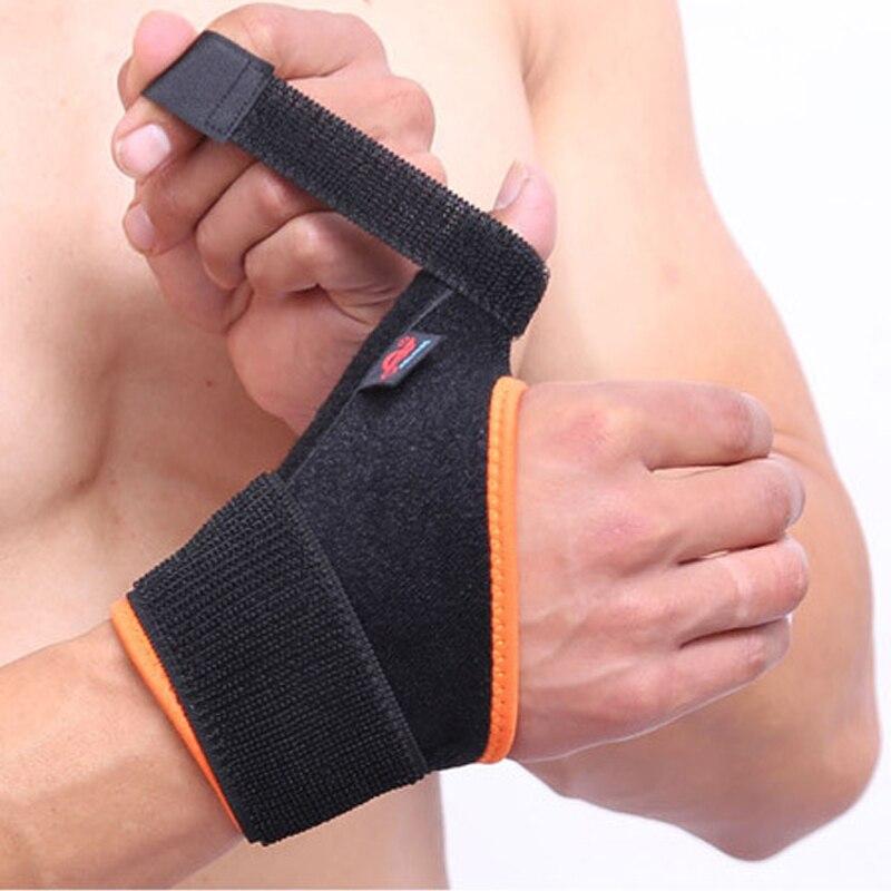 1 шт. эластичный палец Обёрточная бумага ладонь, запястье наручей Поддержка боль при артрите коррекции палец боли шины защиты сухожилия ...