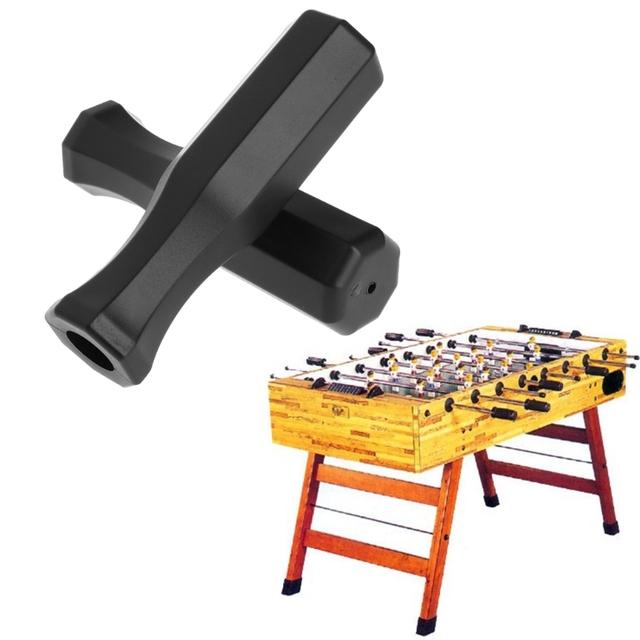 1 Set/2pcs Football Accessories Table Soccer Football Football Plastic Handle Grip Table Soccer Handle
