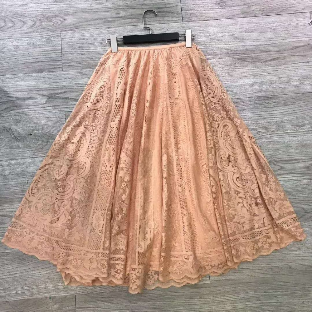 2019 Summer New Arrival Cute Lace Skirt Women s Skirt 190331FK01