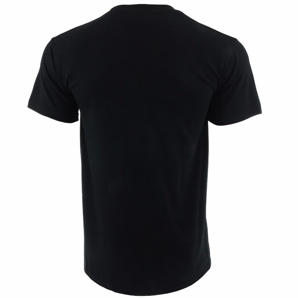 Mænds Tony Stark T-shirt Sort Sabbat US Tour Tee Merch 78 USA USA - Herretøj - Foto 3