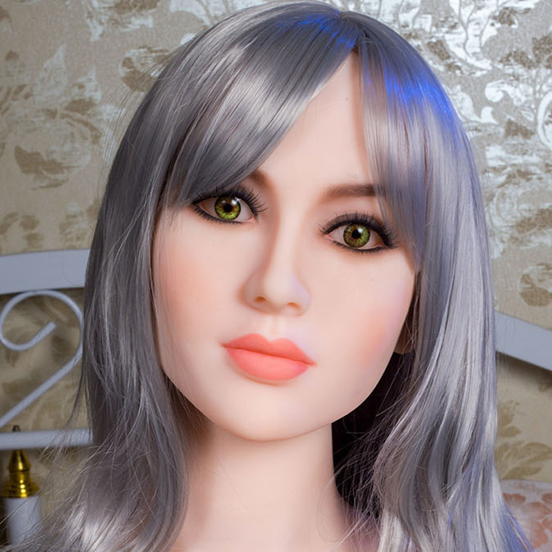 New realistic sex dolls head American face 15# for 140cm -168cm love doll  oral sexNew realistic sex dolls head American face 15# for 140cm -168cm love doll  oral sex